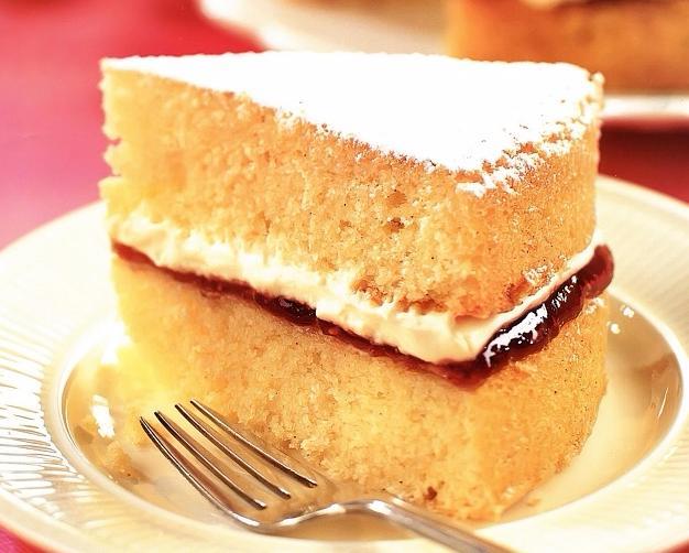 Как приготовить масляной бисквит